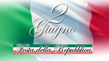 2 Giugno 1946 - 2 Giugno 2017: 71° anniversario della Repubblica Italiana