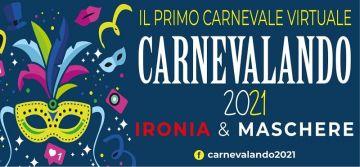 Carnevalando 2021: arriva il primo Carnevale virtuale