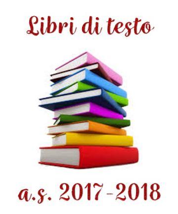 Rimborso libri di testo per la scuola secondaria di I° e II° grado - Anno scolastico 2017/2018