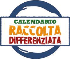 Calendario raccolta differenziata gennaio-dicembre 2021